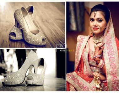 5 Things to keep in mind while deciding your Bridal Shoes