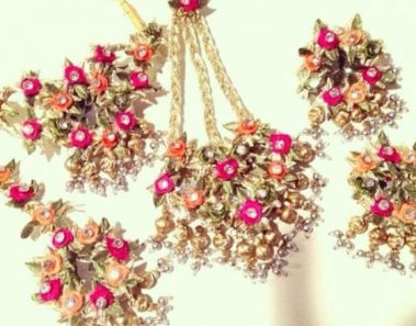 Gota Jewelry Trends This Wedding Season!