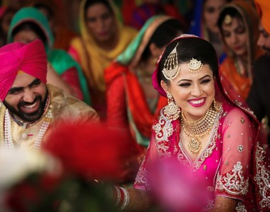 5 Traits Of A Punjabi Bride