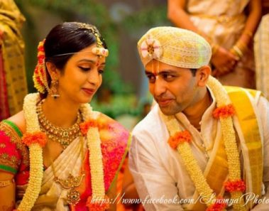 Indian Wedding Flavours: The grace of South Indian Weddings