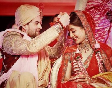 Bollywood Goes Royal With Neil Nitin Mukesh Wedding