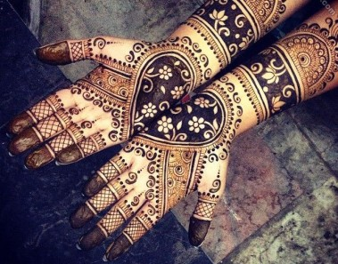 Top 10 Mehendi design for your Wedding- WedAbout