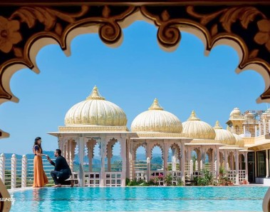 6 Royal Palace Hotels for a grand Destination Wedding In Udaipur