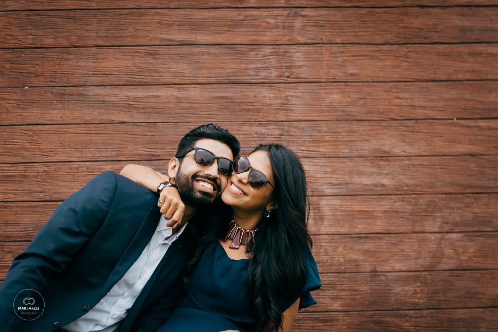 Pooja & Mohit's Cute Pre Wedding Poses for their Pre Wedding in Lonavala