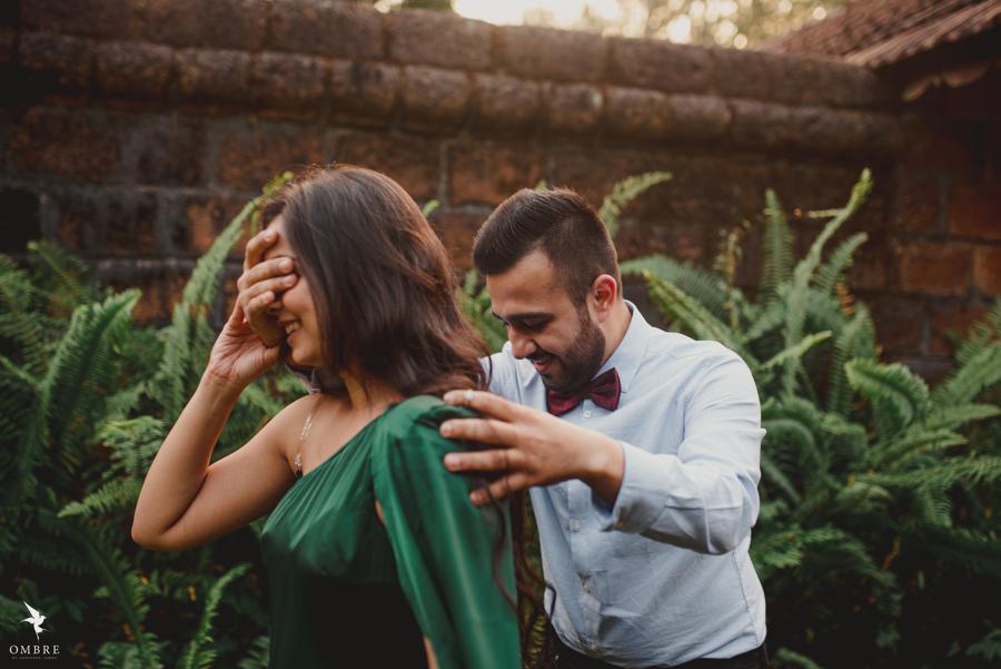 Yash's Surprise Proposal at Orange County
