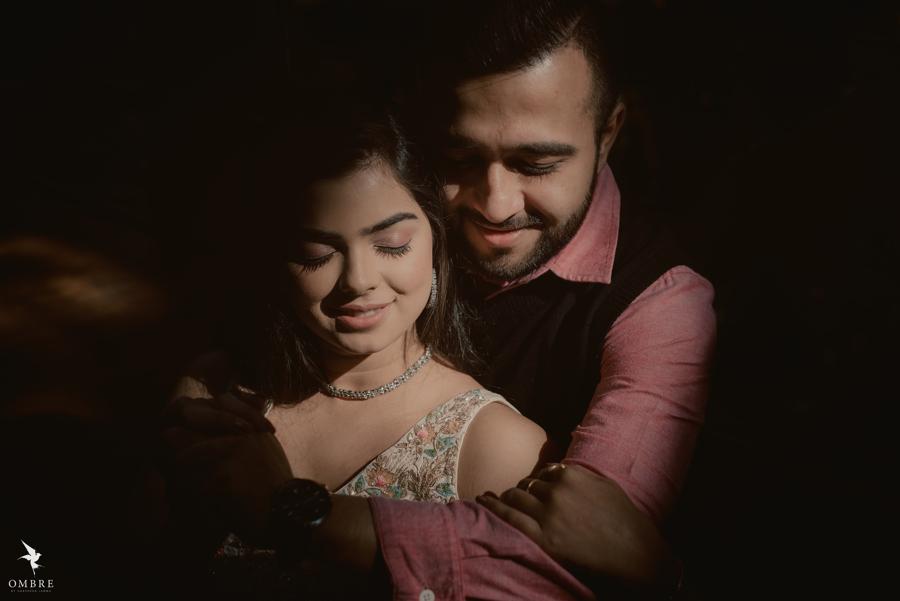 Pre-wedding Goals Set by Yash & Somi's Shoot