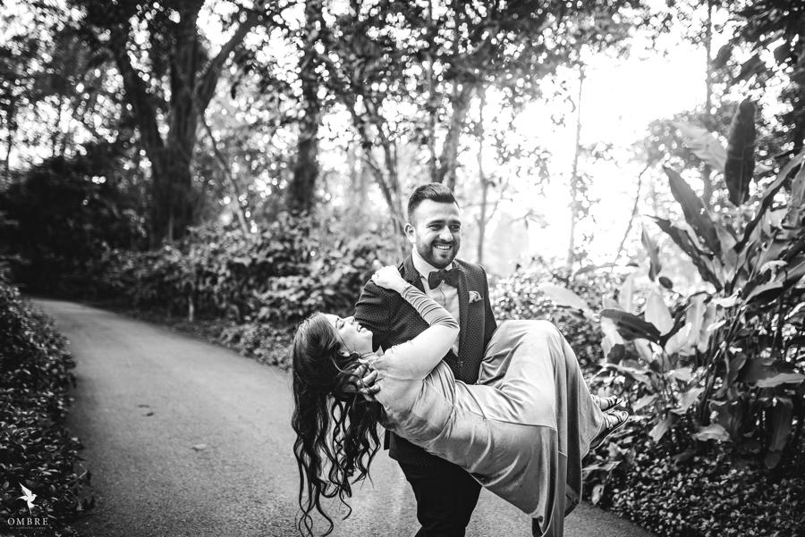 Adorable Pictures from Pre-wedding Shoot in Tamara before Mayfair Raipur Wedding