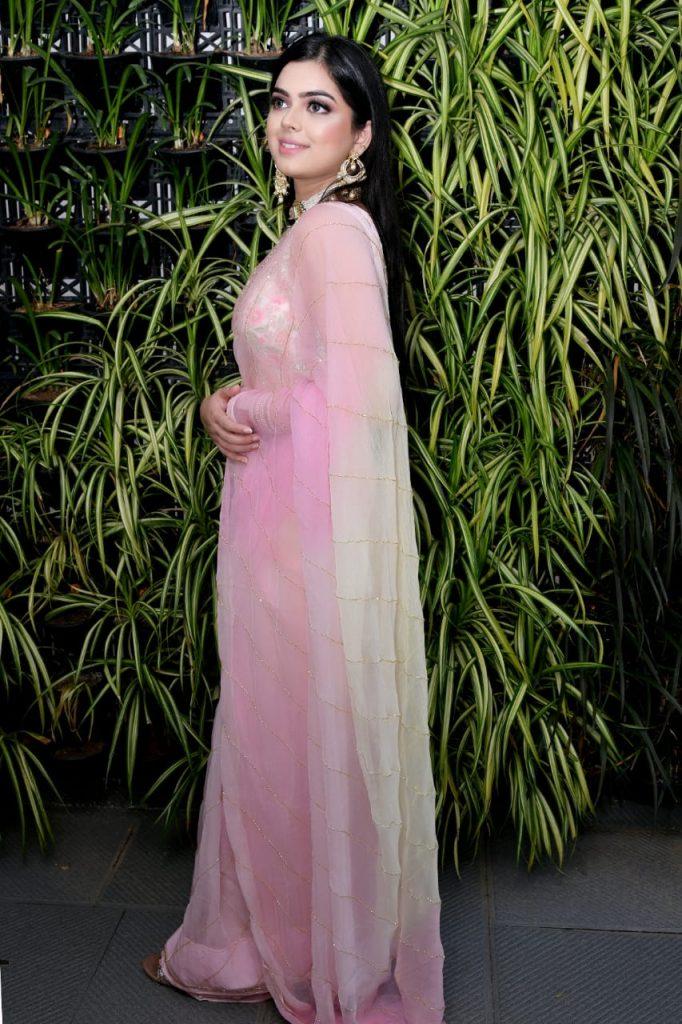 Somi's Stunning Photoshoot from Roka Ceremony