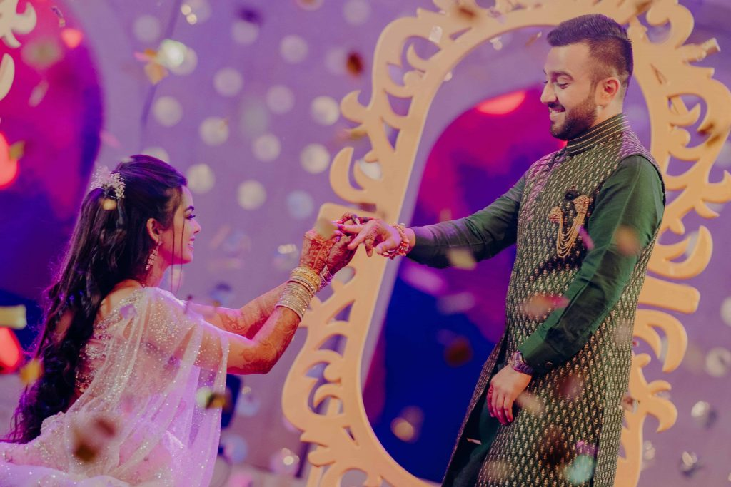 Somi & Yash's Ring Ceremony Candid Pictures