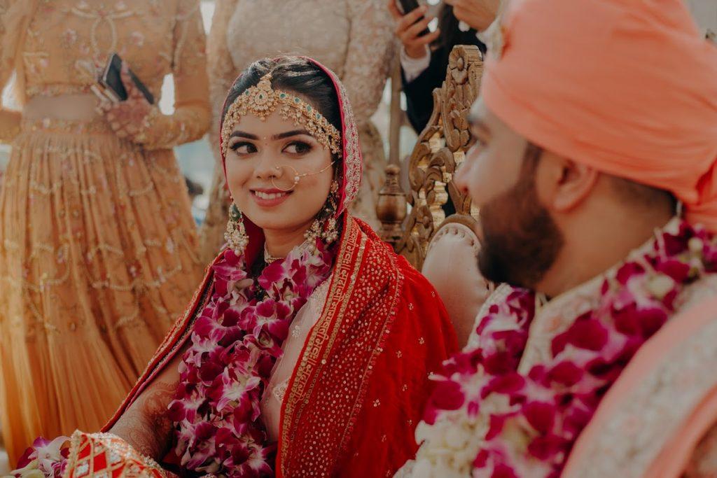 Somi & Yash's Mayfair Raipur Wedding Candid Pictures