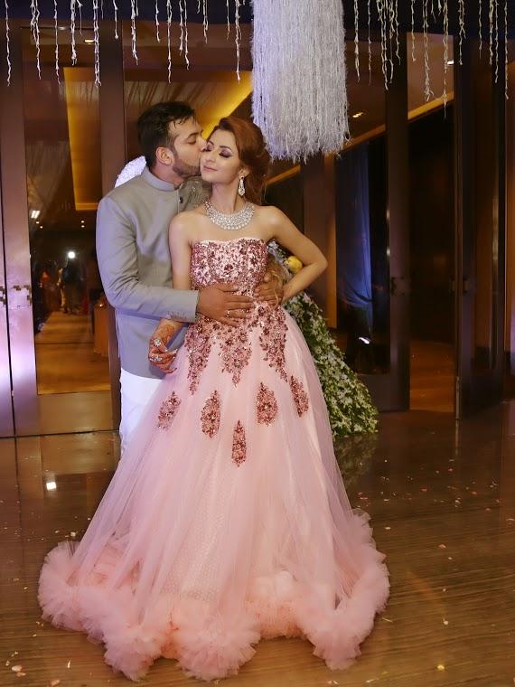 Kanika and Saurav Fairmont Ajman Wedding Engagement Ceremony portrait