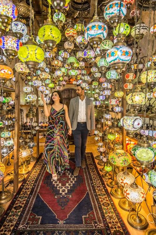Quirky Post Proposal Shots of Aakriti & Hitesh