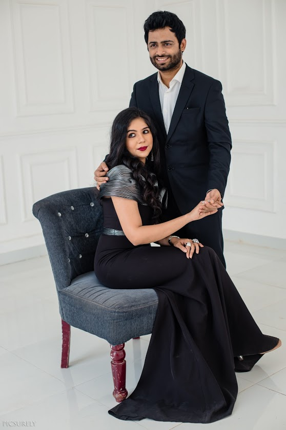 Smart Pre-wedding Photoshoot Ideas for Luxury Wedding