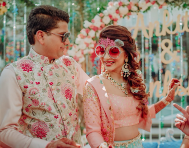 This Royal Marwari Wedding in Jaipur Has Got Tomorrowland Feels & a Scenic Pre Wedding in Manali