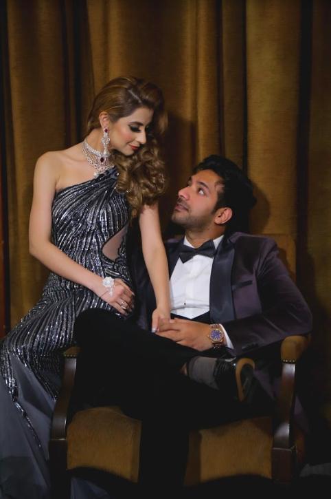 Classy and Unique Sagan Ceremony for this luxury Fairmont Ajman Wedding