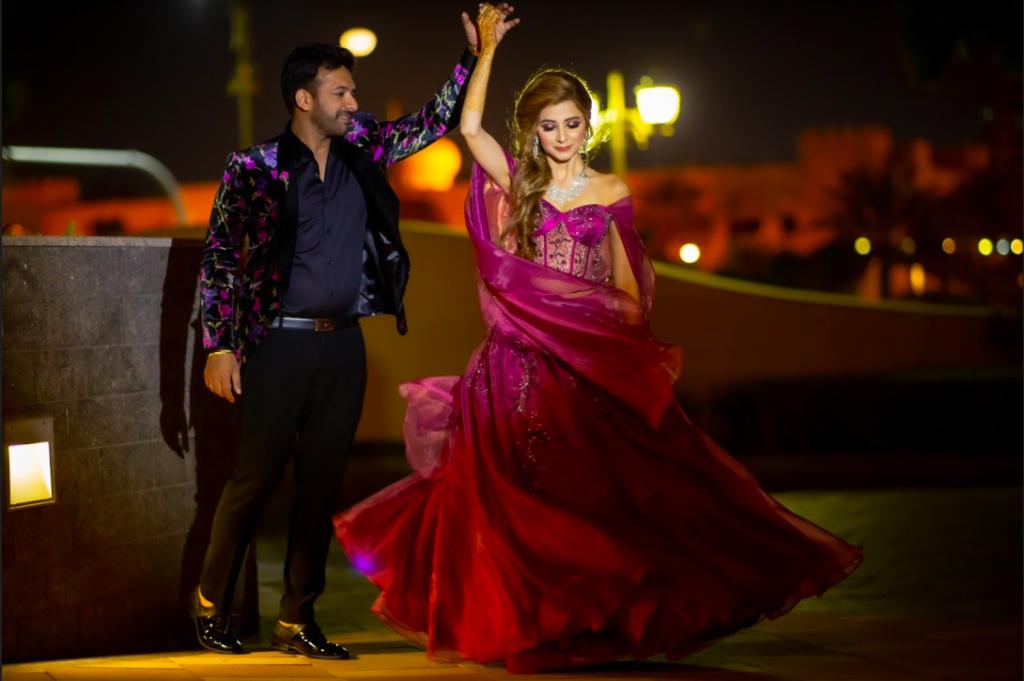 Kanika & Sourav's Fairytale Fairmont Ajman Wedding