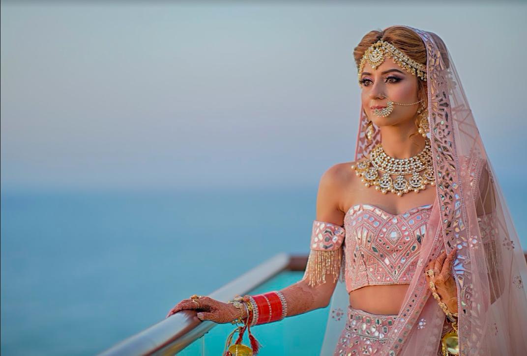Indian Bridal Photoshoot