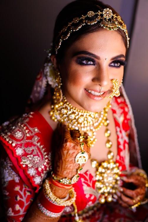 Gargi's Close Up Image captured at hotel ritz gurgaon